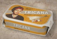 Tricana Codfish in Olive Oil with Onions 120g (5 cans)