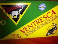 Tuna Ventresca in Olive Oil Corretora Azores 120g