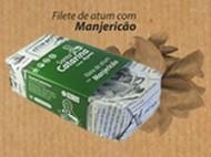 Filetes de Atum com Manjericão Sta Catarina Açores 120g