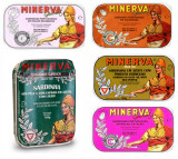 Minerva Sardinhas Pack 5 cans