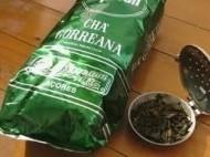 Chá Verde Gorreana Açores Hysson e Hortelã Pimenta 80gr x 4 uni.