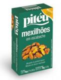 Pitéu Escabeche Sauce Mussels 120g