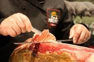 Presunto Inteiro DOP 100% Iberico Bolota Porco Preto 40 Meses 7-8kg
