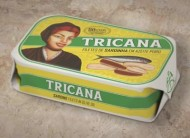 Tricana Sardines Fillets in Olive Oil 120g (5 cans)