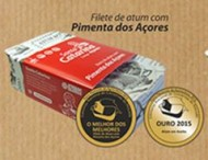 Tuna Fillet with Azorean Pepper Sauce Sta Catarina Azores 120g