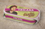 Anchovied Fillets Rolled with Capers in Olive Oil Tricana 56g (5 cans)