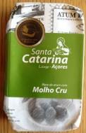 Filetes de Atum em Molho Cru Santa Catarina Açores 120g