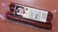 Linguiça Alentejo Black Pig DOP/IGP (4 uni) +-200g