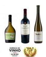 Pacote de 3 Vinhos Premiados - Essência do Vinho