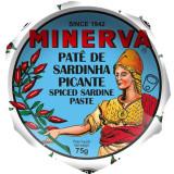 Pate de Sardinha Picante Minerva 75g