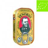 Tenório Tuna in Organic Olive Oil Azores 120g