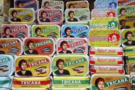 Tricana Bacalhau à Portuguesa 120g (5 conservas)