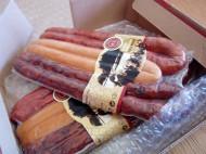 Barbecue Assortment of Iberian Cured Alentejo Black Pig DOP/IGP +-300g