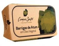 Barrigas de Atum Ventresca em Oleo Vegetal Campos Santos 120g