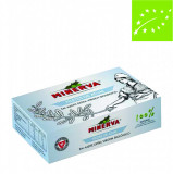 Minerva Organic Tuna Fillets in EV Olive Oil 120g