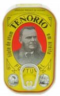 Tuna Tenório in Olive Oil Azores 120g