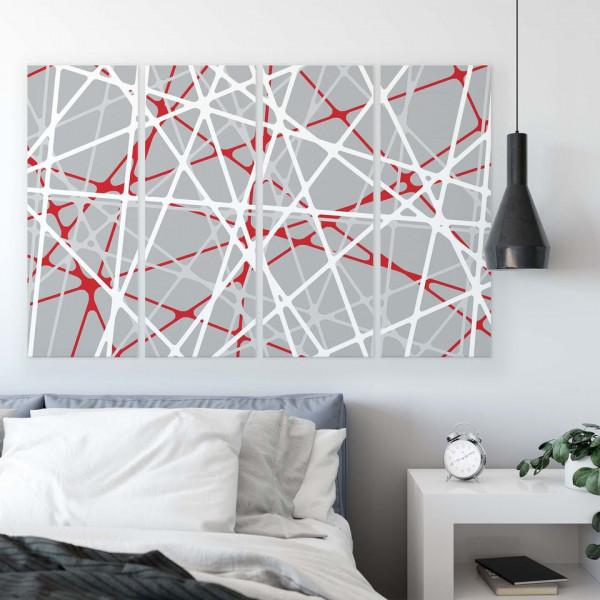 Abstract Canvas Photo Print