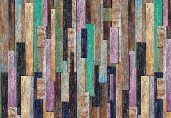 Adult Mural Wallpaper Textures & Effects Wood Walls Photo Wallpaper Wall Mural