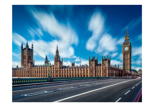 Fototapet - Big Ben - London, England