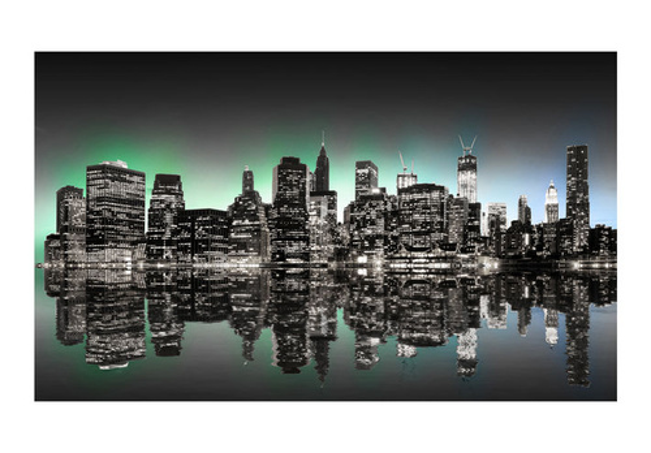 Fototapet - Black skyscrapers