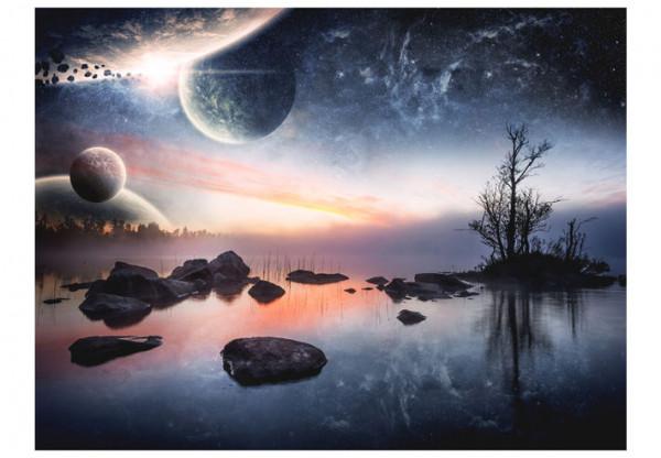 Fototapet - Cosmic landscape