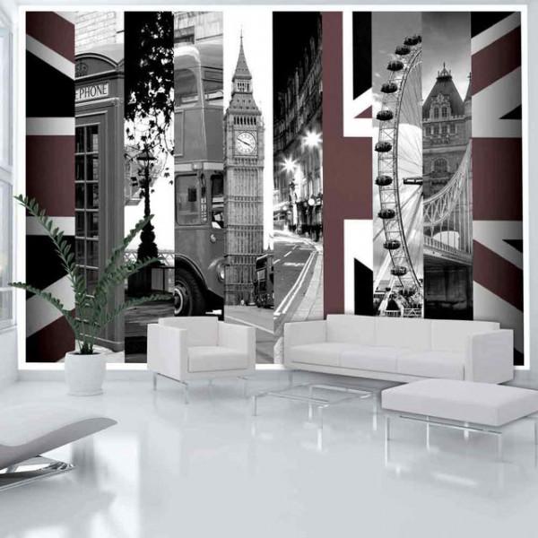Fototapet - London symbols