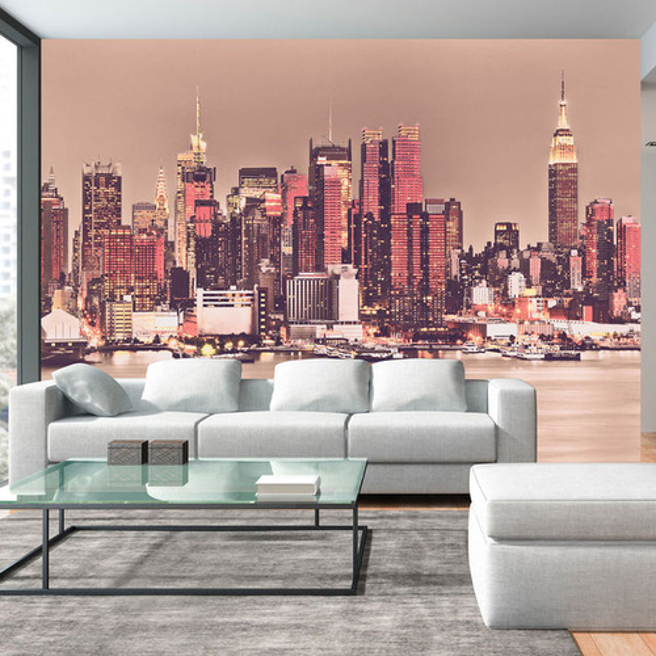 Fototapet - NY - Midtown Manhattan Skyline
