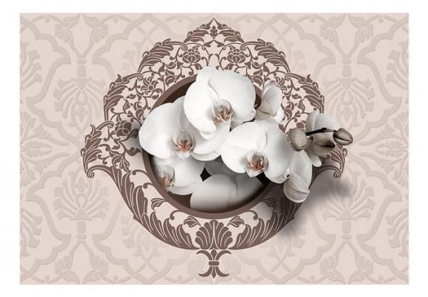 Fototapet - Royal orchids