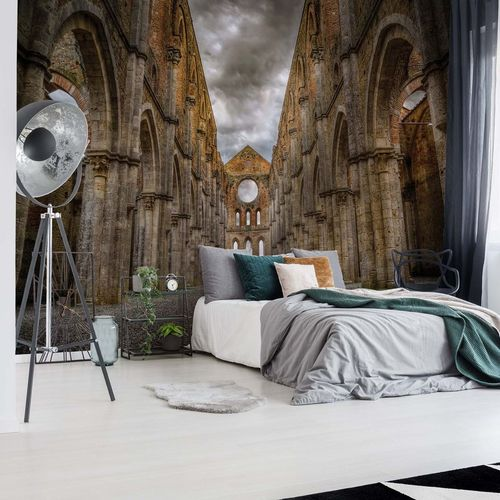 Magical Architecture Photo Wallpaper Wall Mural