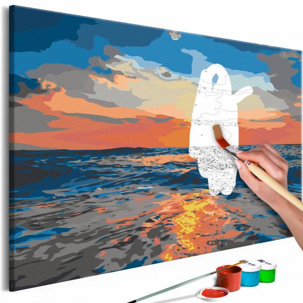 Pictatul pentru recreere - At Sea
