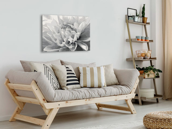 Pictatul pentru recreere - Black & White Flower