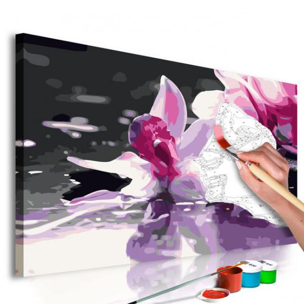 Pictatul pentru recreere - Pink Orchid (Detail)