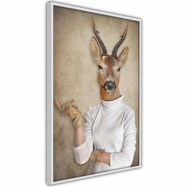 Poster - Animal Alter Ego: Capreolus