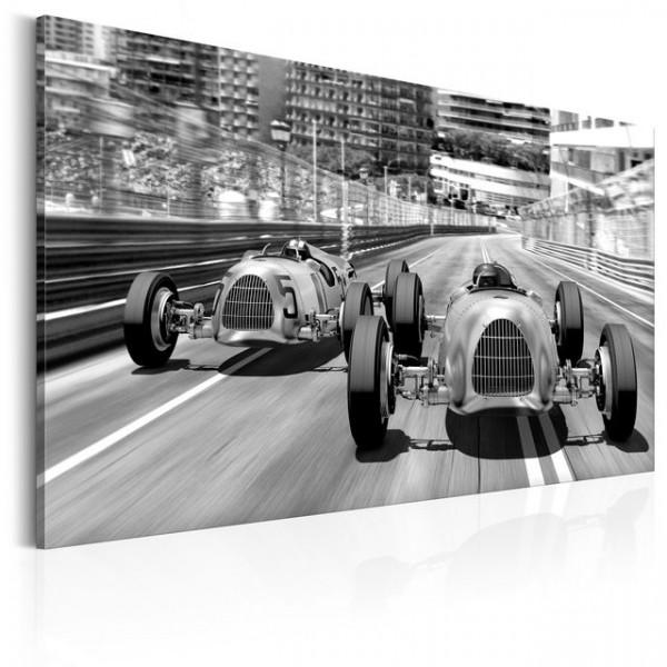 Tablou - Old Cars Racing