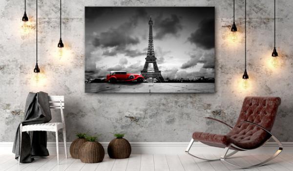 Tablou - Paris Travels