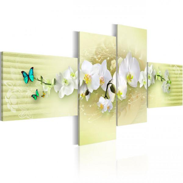 Tablou - Pastel orchid