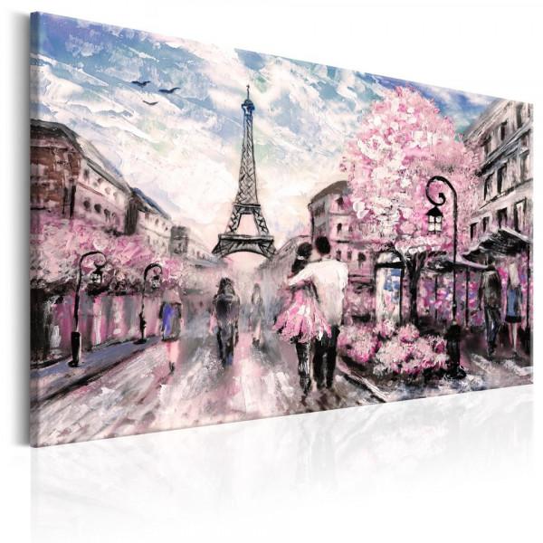 Tablou - Pink Paris