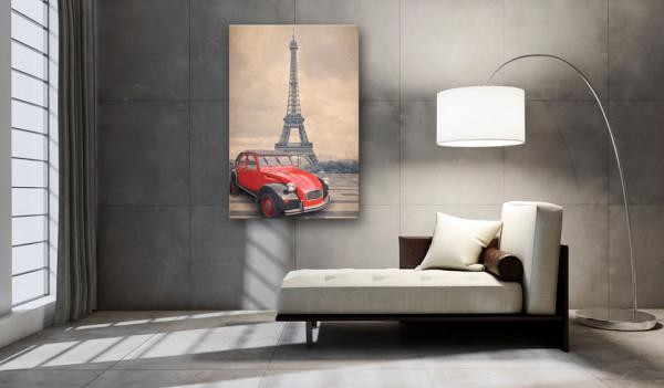 Tablou - Retro Paris