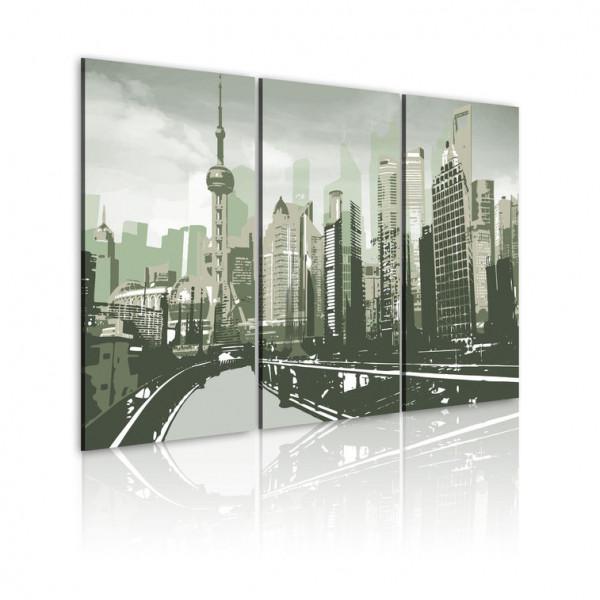 Tablou - Shanghai-inspired, China