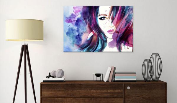 Tablou - Watercolor Girl