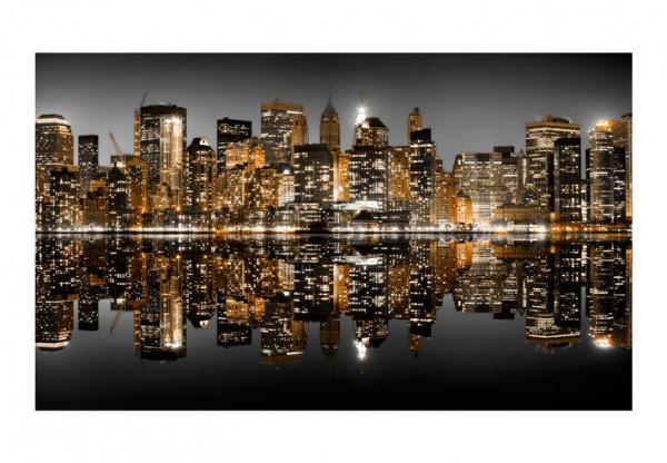 Fototapet - American gold