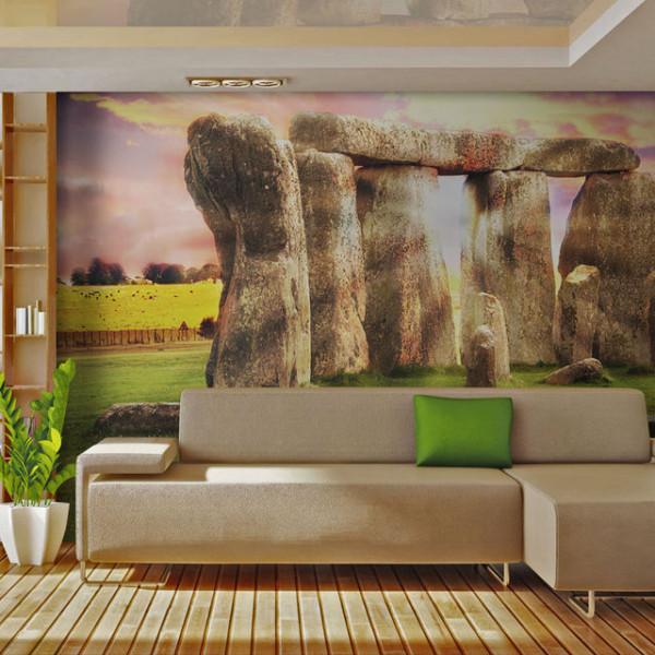 Fototapet - Magical megaliths - Stonehenge