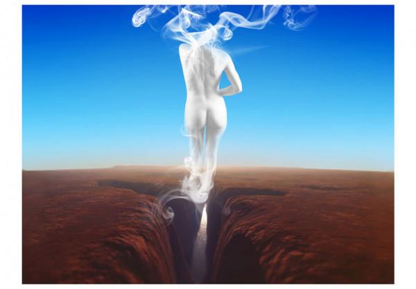 Fototapet - Transmigration of soul