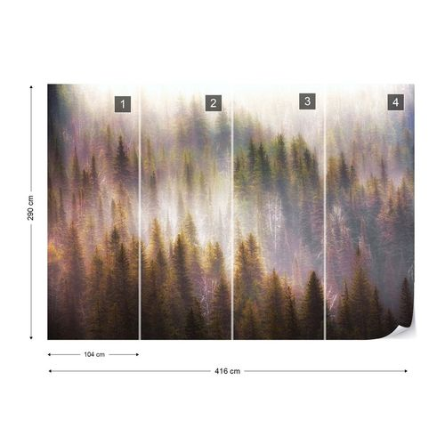 Landscape Photo Wallpaper Mural