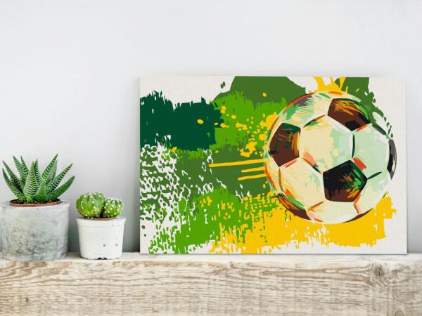 Pictatul pentru recreere - Football Emotions