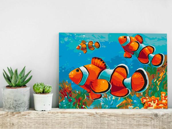Pictatul pentru recreere - Gold Fishes