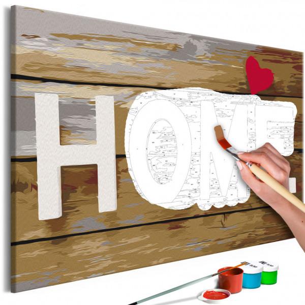 Pictatul pentru recreere - Home with Heart