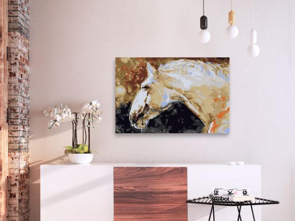 Pictatul pentru recreere - White Horse
