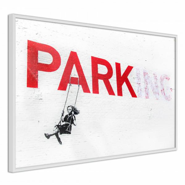 Poster - Banksy: Park(ing)