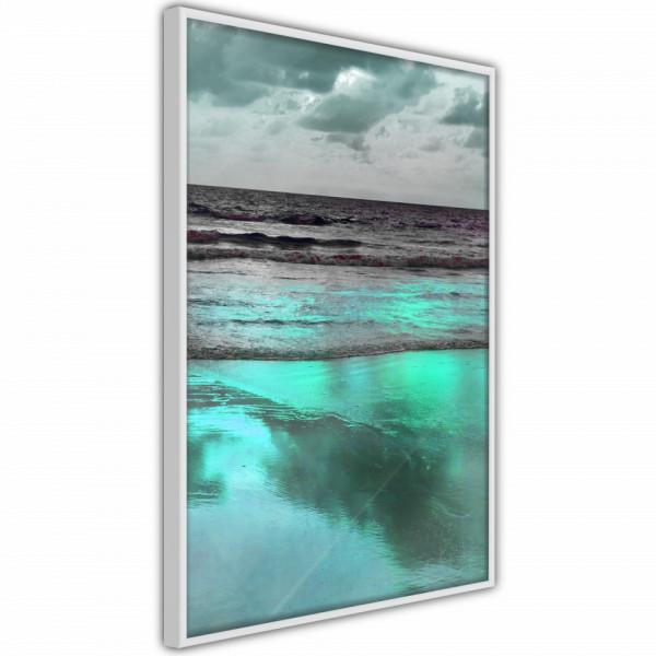 Poster - Iridescent Sea